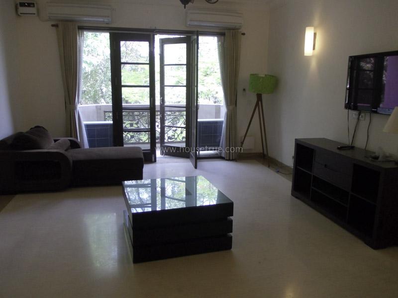 Partially Furnished-Apartment-Vasant-Vihar-New-Delhi-10619