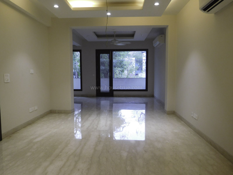 Living Room-Partially Furnished-Duplex-Green-Park-Extension-New-Delhi-11