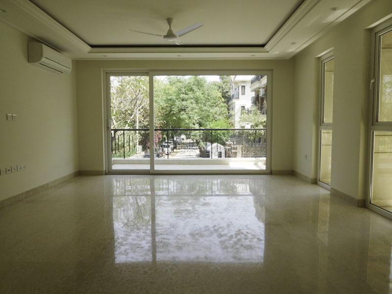 Partially Furnished-Apartment-Vasant-Vihar-New-Delhi-11882