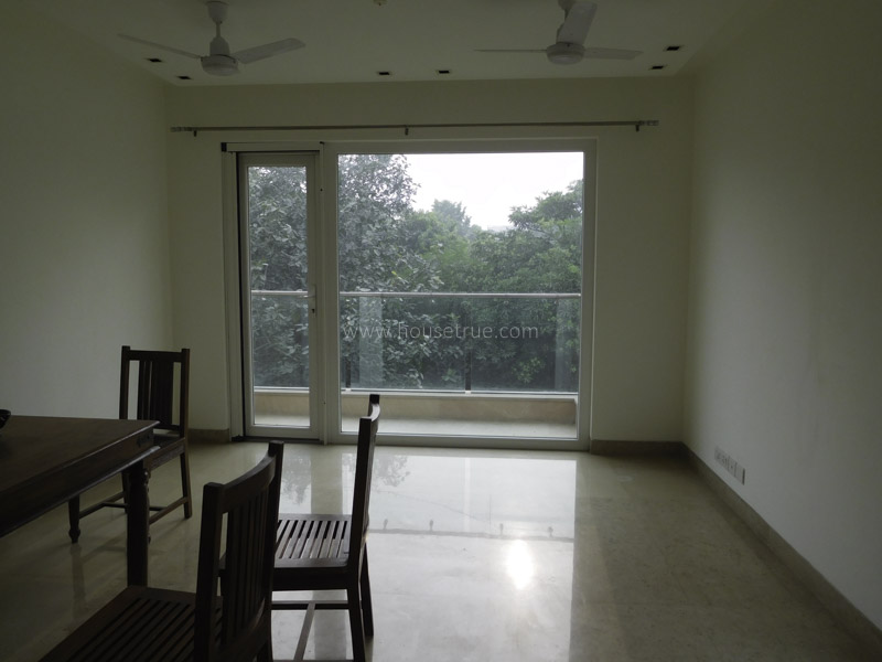 Partially Furnished-Apartment-Anand-Lok-New-Delhi-12162