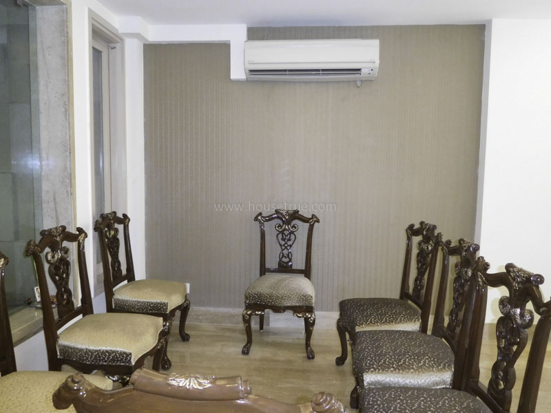 Partially Furnished-Apartment-Anand-Niketan-New-Delhi-12587