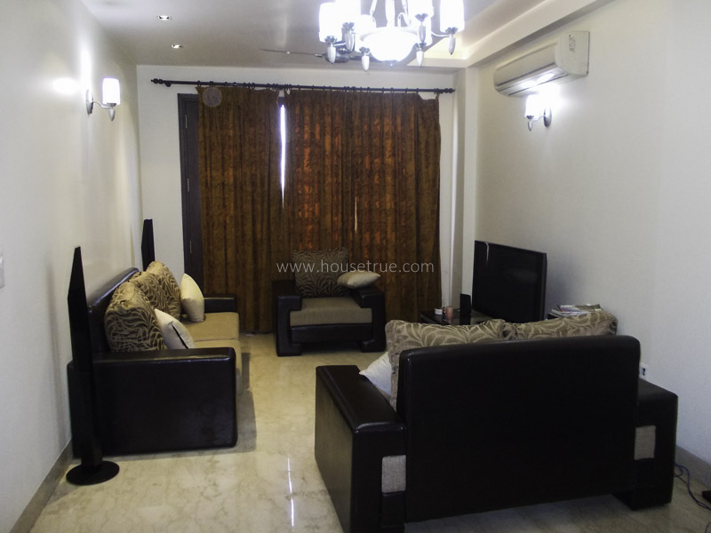 Partially Furnished-Apartment-Defence-Colony-New-Delhi-13161