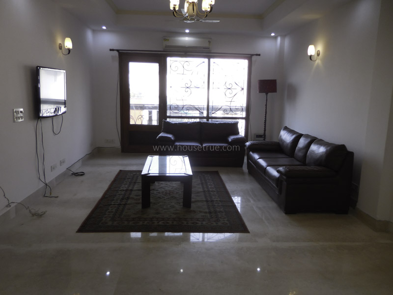 Partially Furnished-Apartment-Defence-Colony-New-Delhi-13593