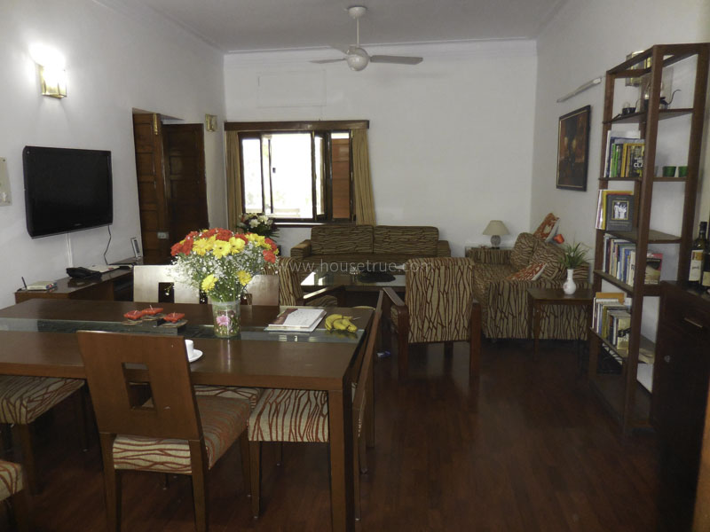Living Room-Fully Furnished-Apartment-Golf-Links-New-Delhi-15982
