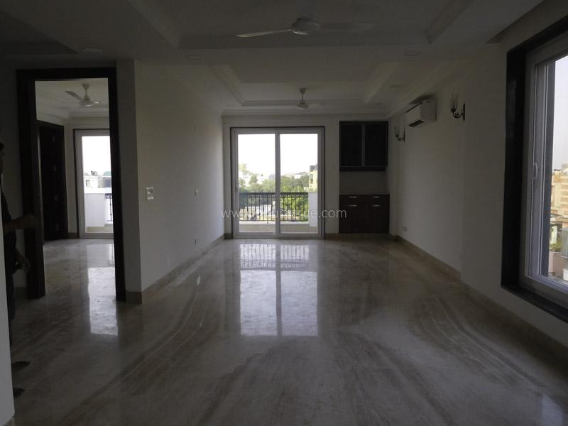 Partially Furnished-Apartment-Hauz-Khas-New-Delhi-17650