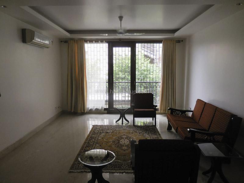 Partially Furnished-Apartment-Hauz-Khas-Enclave-New-Delhi-17730