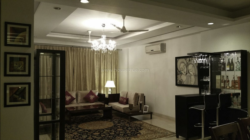 Partially Furnished-Apartment-New-Friends-Colony-New-Delhi-18887