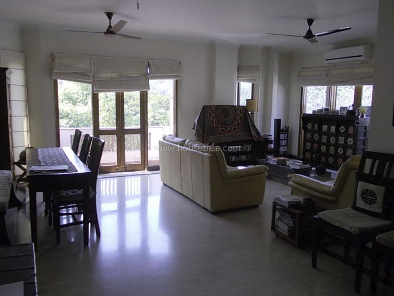 Fully Furnished-Apartment-Nizamuddin-East-New-Delhi-19230