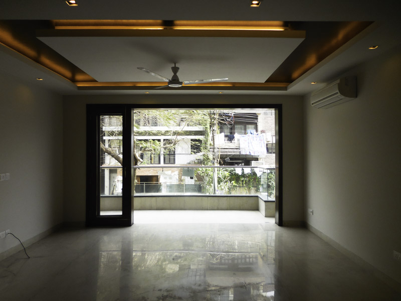 Partially Furnished-Apartment-Greater-Kailash-Part-2-New-Delhi-22276