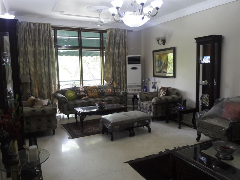 Partially Furnished-Apartment-Panchsheel-Enclave-New-Delhi-22343