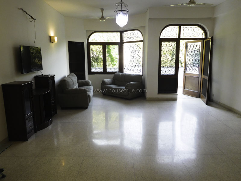 Partially Furnished-Apartment-New-Friends-Colony-New-Delhi-23095