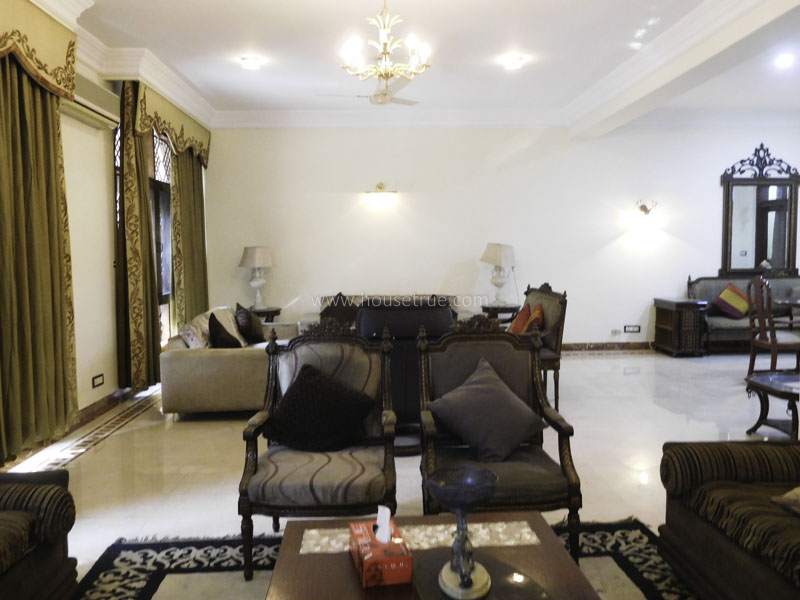 Partially Furnished-House-New-Friends-Colony-New-Delhi-23477