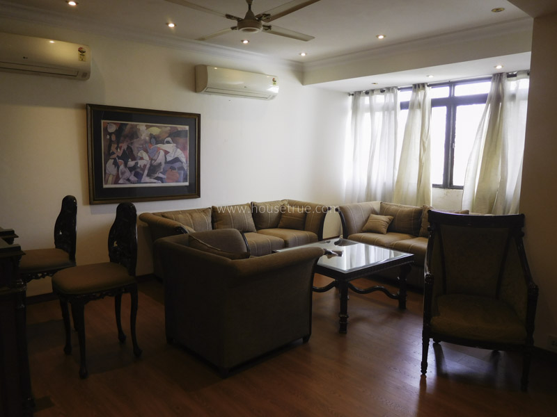 Partially Furnished-Apartment-Feroze-Shah-Road-New-Delhi-24269