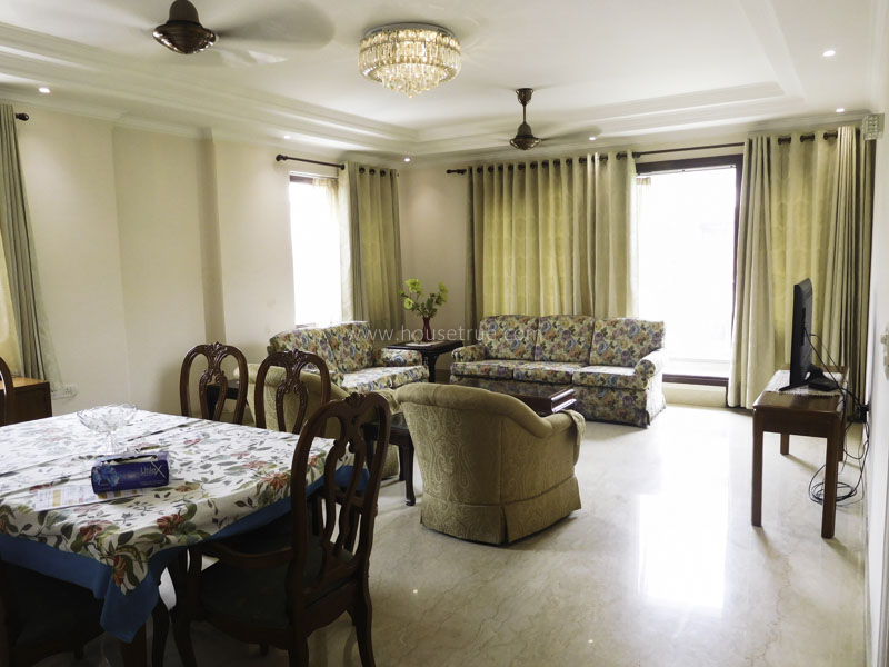 Fully Furnished-Apartment-Pamposh-Enclave-New-Delhi-24496