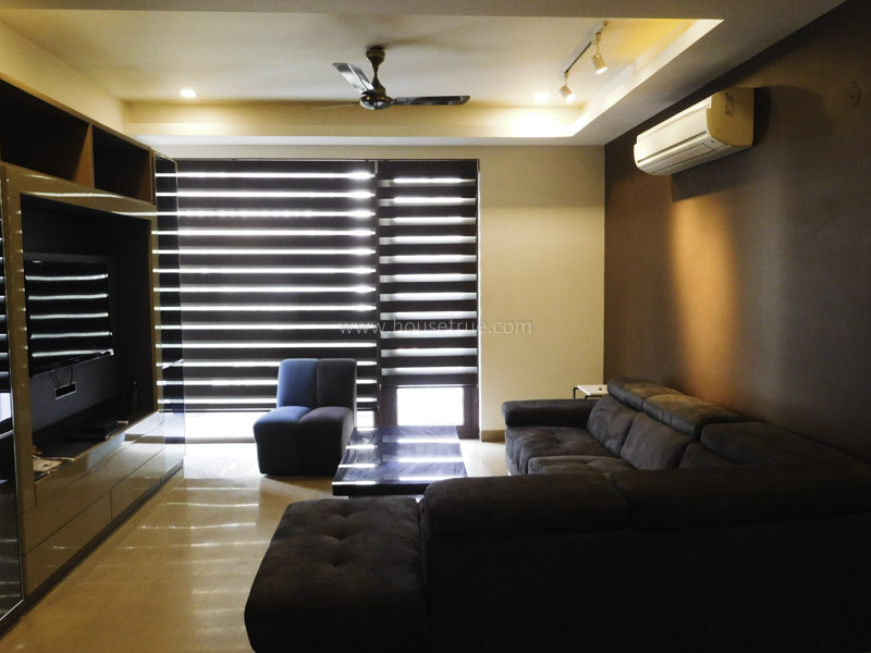 Fully Furnished-Apartment-Friends-Colony-West-New-Delhi-25486